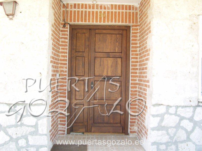 Puertas de entrada de piso puertas gozalo - Puerta entrada piso ...