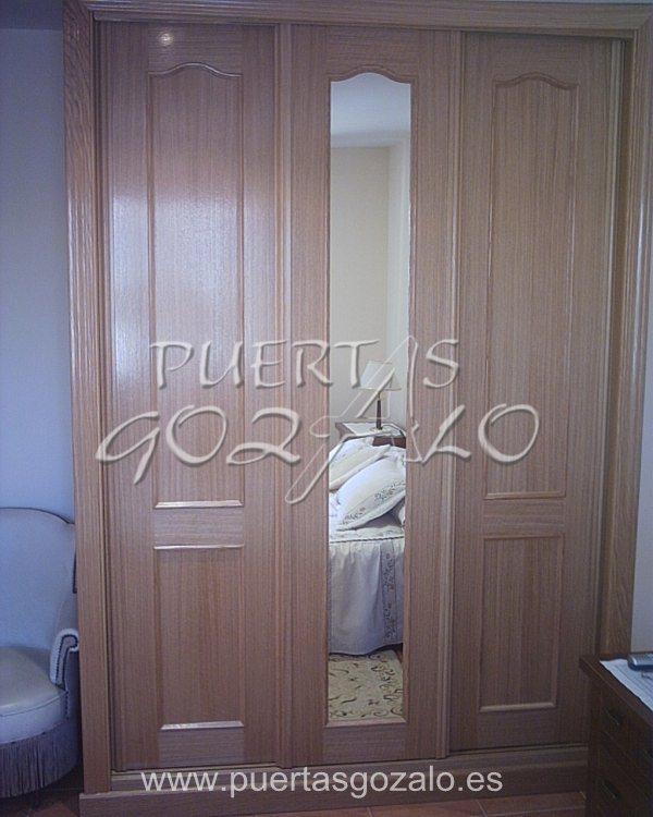 Armarios modulares y frentes de armario puertas gozalo - Armarios modulares ...