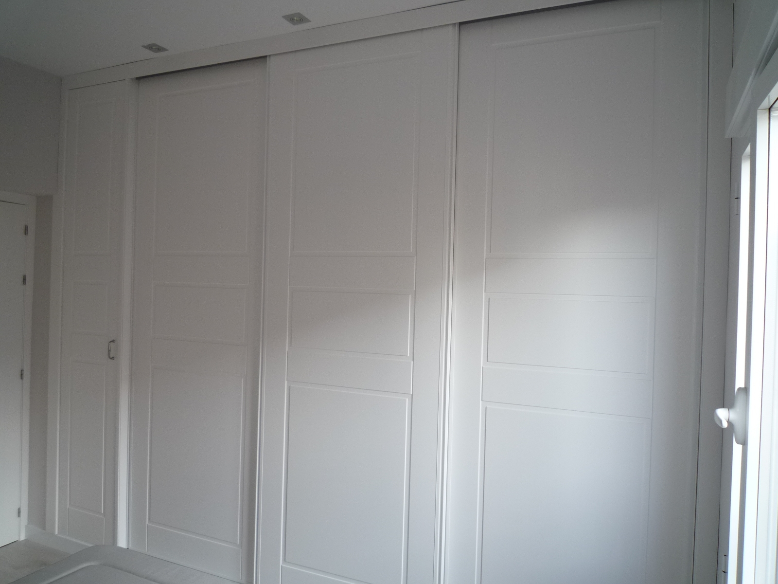 Armarios modulares y frentes de armario puertas gozalo for Frentes de armarios de cocina