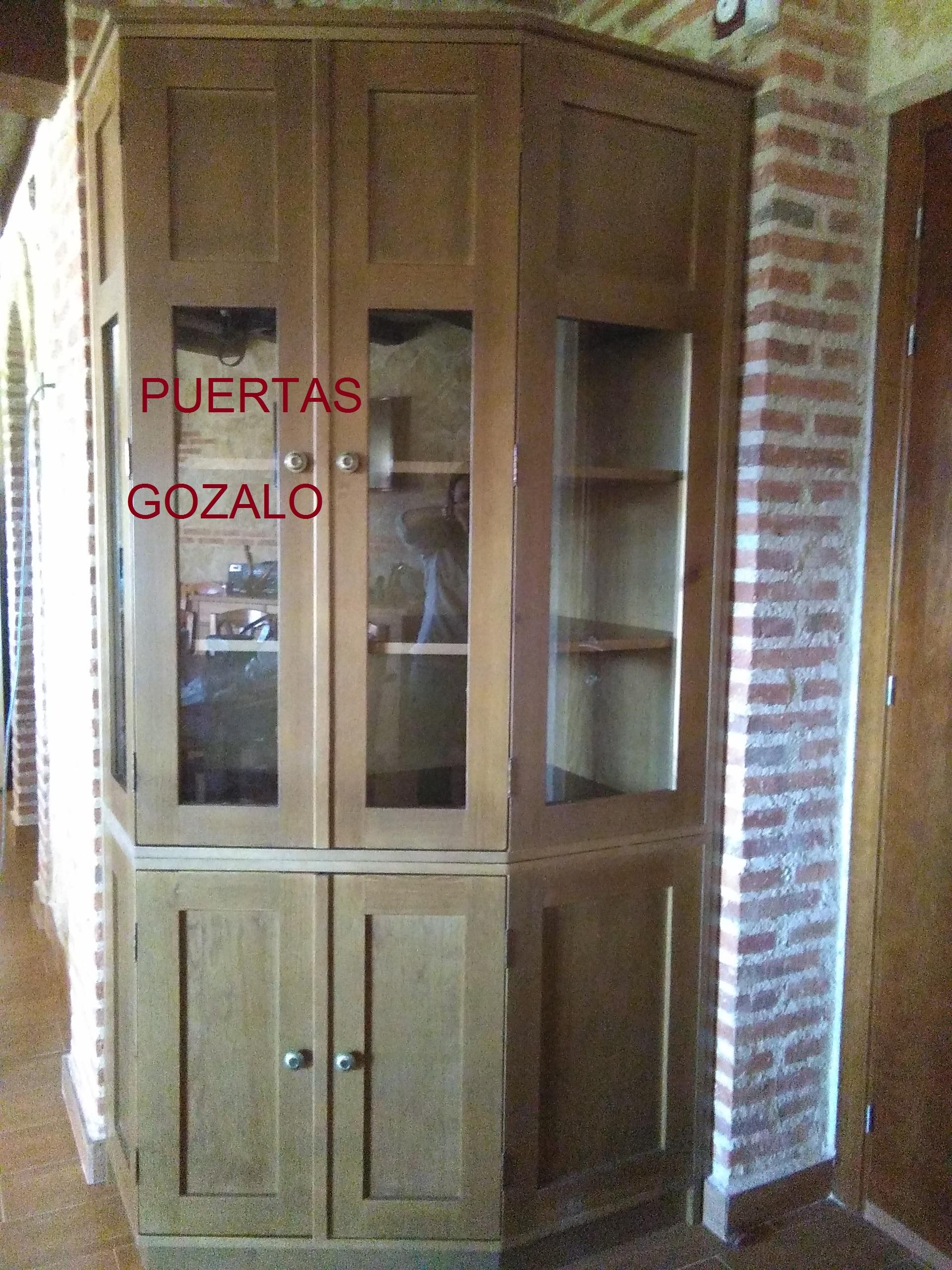 Mobiliario y Decoración Rústica. » Puertas Gozalo