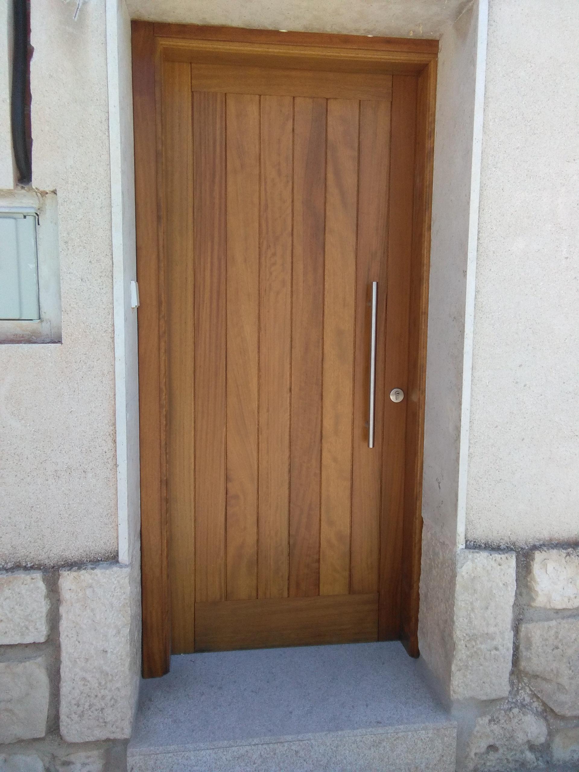Puertas De Entrada Puertas Gozalo