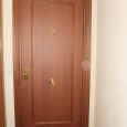 Puerta de entrada. Blindada