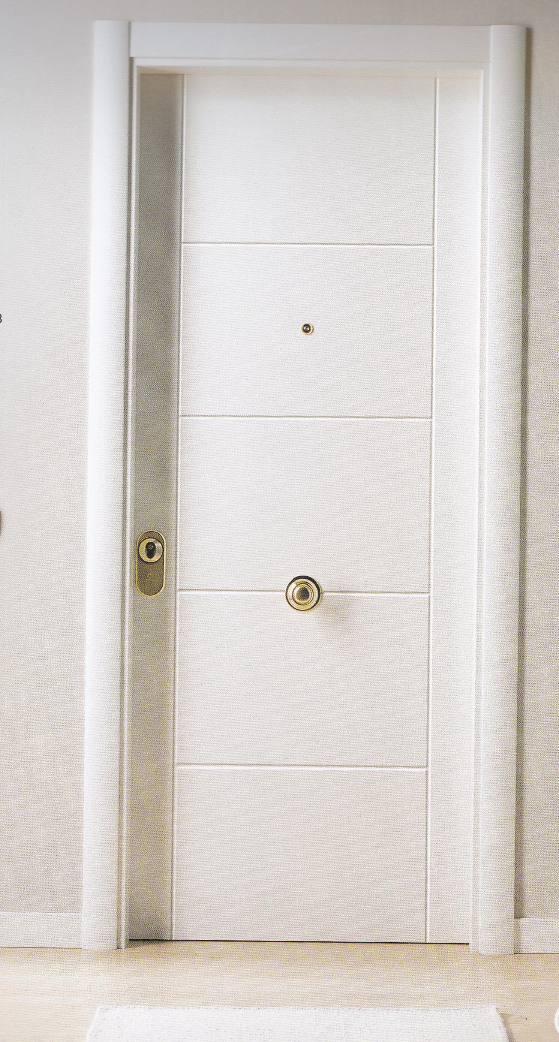 Blanco de madera maciza villa puertas de entrada quotes - Medidas puerta entrada ...