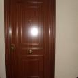 puerta blindada piso doble junquillo