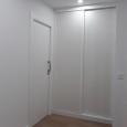 puerta corredera armario modular puertas correderas en lacado blanco