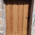 puerta de entrada tabla enteriza engargolada